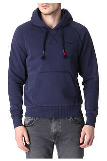 ARMANI JEANS Cotton hoody