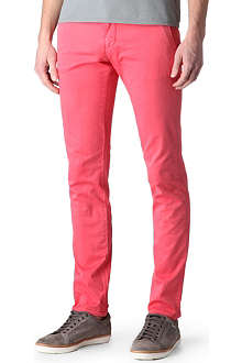 ARMANI JEANS Regular-fit straight jeans