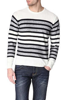 ARMANI JEANS Nautical jumper