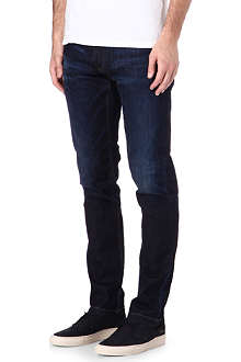 ARMANI JEANS J32 anti-fit tapered jeans
