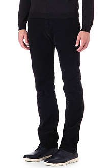 ARMANI JEANS Five-pocket corduroy trousers