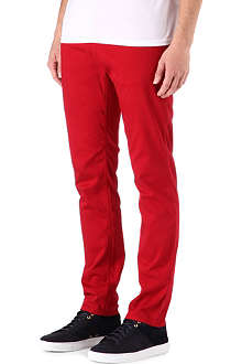 ARMANI JEANS Brushed cotton trousers