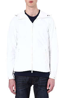 ARMANI JEANS Hooded anorak jacket