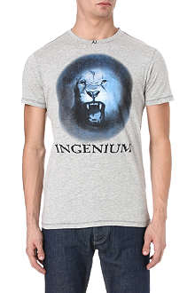ARMANI JEANS Lion Roar t-shirt