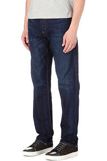 ARMANI JEANS J12 anti-fit tapered jeans