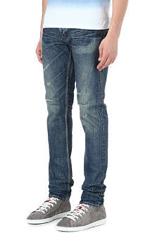 ARMANI JEANS J16 anti-fit tapered jeans