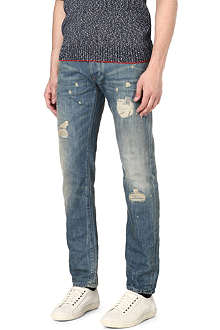 ARMANI JEANS J17 regular slim-fit jeans
