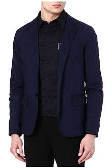 ARMANI JEANS Stretch-cotton jacket
