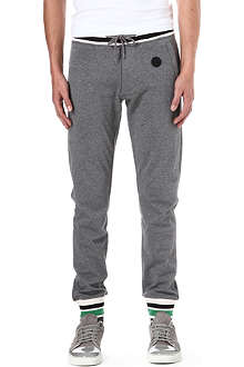ARMANI JEANS Striped jogging bottoms