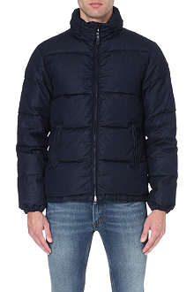 ARMANI JEANS Quilted denim jacket
