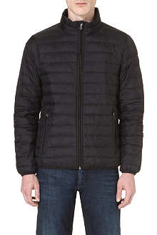 ARMANI JEANS Down quilted jacket