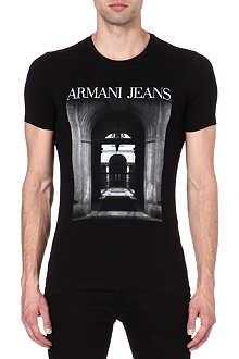 ARMANI JEANS Entrance t-shirt