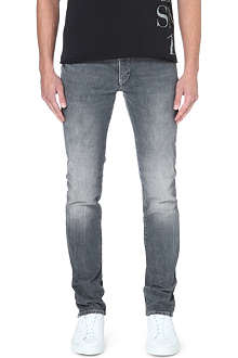 ARMANI JEANS Extra slim-fit tapered jeans