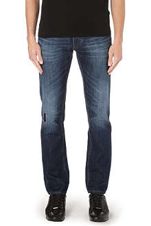 ARMANI JEANS Patch knee jeans