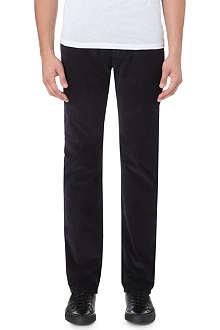 ARMANI JEANS J45 corduroy trousers