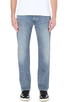 ARMANI JEANS J21 regular-fit straight jeans