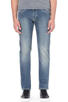 ARMANI JEANS J06 slim-fit straight jeans