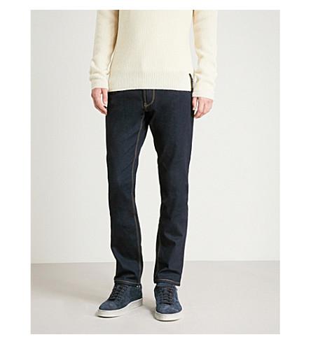 jeans ARMANI azul fit rectos J06 EMPORIO Dk slim w7dE1OwFq