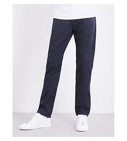 ARMANI JEANS J06 slim-fit jeans (Blu