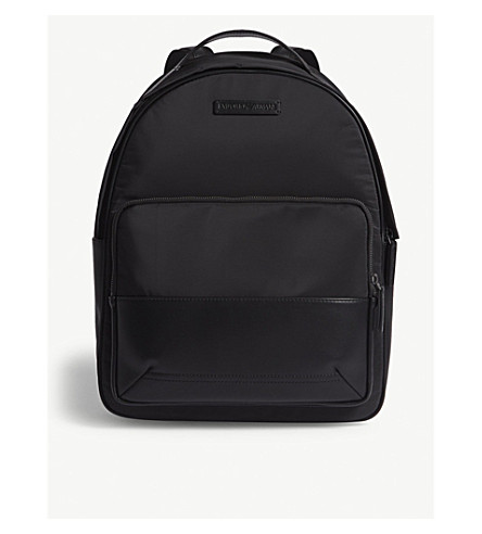 ... EMPORIO ARMANI Nylon backpack (Black. PreviousNext 1ba0151035