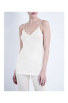 HANRO Pure silk vest top