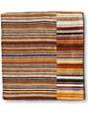 MISSONI HOME Jazz bath towel multi brown