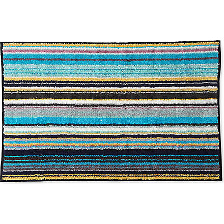 MISSONI HOME Jazel bath mat (Blue