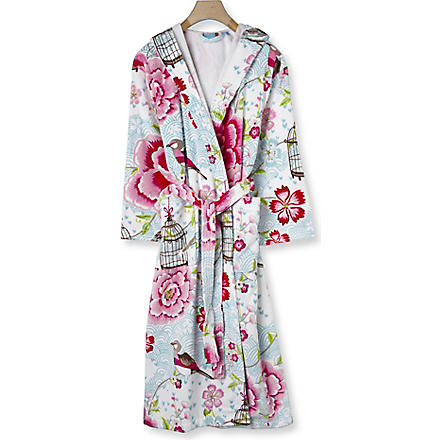 PIP STUDIO Birds of Paradise cotton robe
