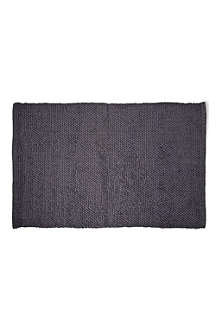 BY NORD Bath mat grey
