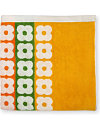 ORLA KIELY Multi flower stripe face cloth