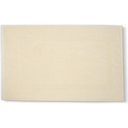 SELFRIDGES Cream bath mat (Cream
