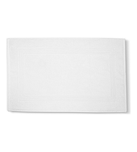 SELFRIDGES White bath mat (White