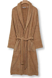 SELFRIDGES Caramel robe
