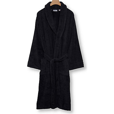 SELFRIDGES Charcoal robe (Charcoal