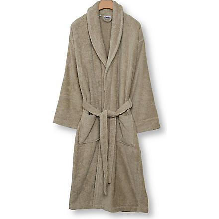 SELFRIDGES Stone robe (Stone