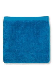 SELFRIDGES Cyan bath sheet