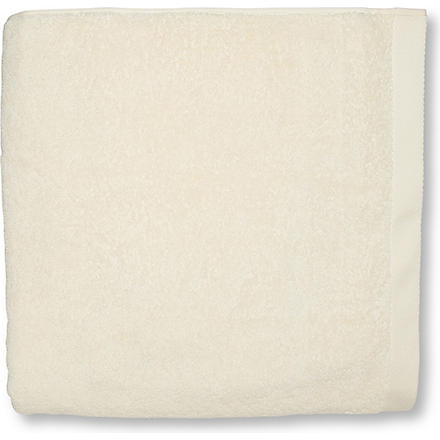 SELFRIDGES Cream bath towel (Cream