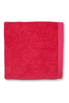 SELFRIDGES Pink bath towel