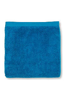 SELFRIDGES Cyan face cloth