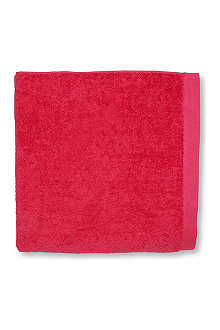 SELFRIDGES Pink face cloth