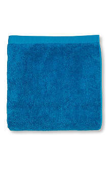 SELFRIDGES Cyan hand towel