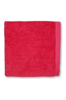 SELFRIDGES Pink hand towel