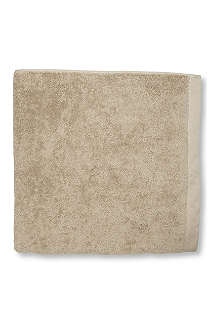 SELFRIDGES Stone hand towel