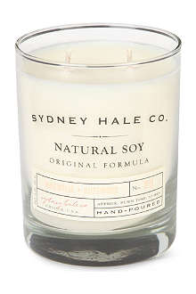 SYDNEY HALE CO. Magnolia and Rosewood candle