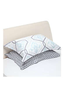 ALEXANDRE TURPAULT Palladio Oxford pillowcase