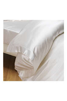 GINGERLILY Silk duvet cover