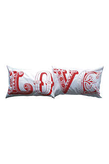 LUSH DESIGNS Love pillowcases