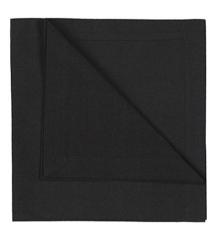 LINUM 罗伯特亚麻餐巾 4 包装45厘米