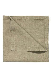 LINUM West napkin