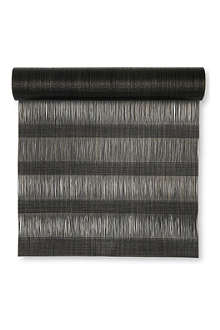 CHILEWICH Fringe Stripe table runner
